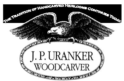 JP Uranker - Woodcarver